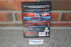 Homeworld Remastered Collection (back cover)