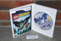 Lego Batman (inside cover)
