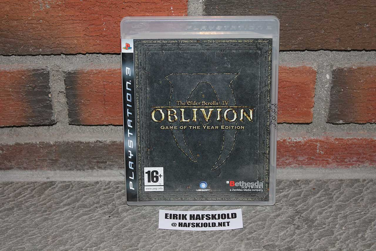 The Elder Scrolls IV: Oblivion (Legendary Edition)