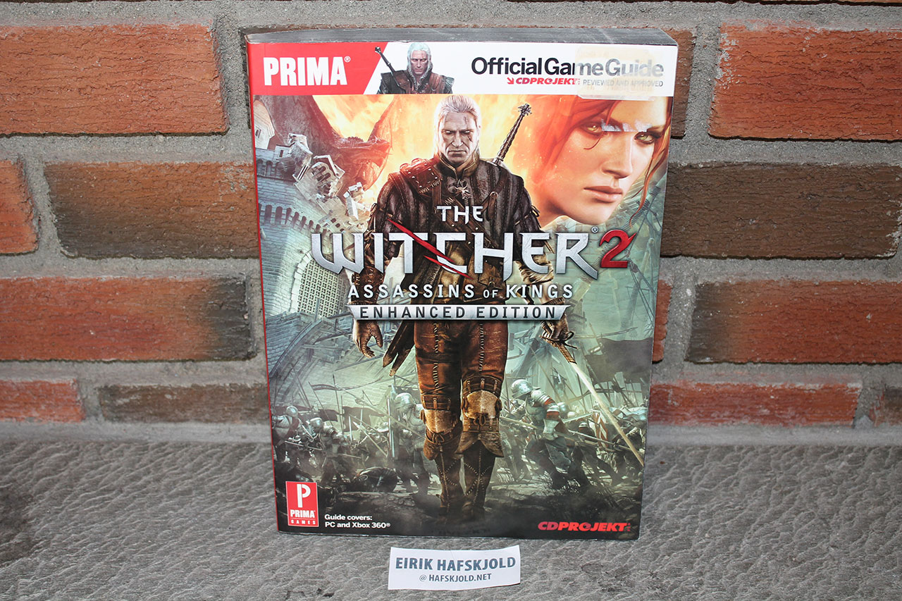 The Witcher 2: Assassin of Kings - Official Game Guide