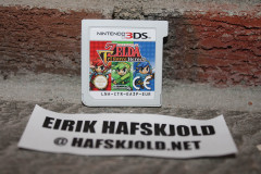 The Legend of Zelda: Triforce Heroes (game card)