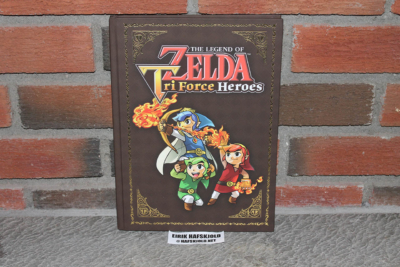 The Legend of Zelda: Triforce Heroes Strategy Guide