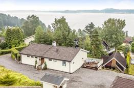 Hafskjold - Ankerbakken 9 på Bjerkøya
