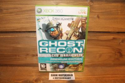 Tom Clancy's Ghost Recon: Advanced Warfighter - Premim Edition