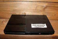 Playstation 2 Slim Black