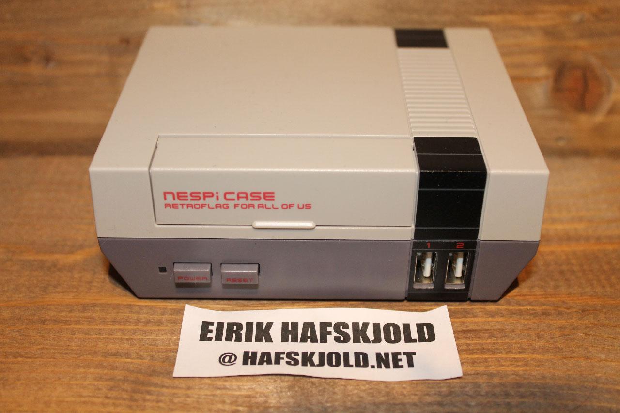 Hafskjold RetroBox