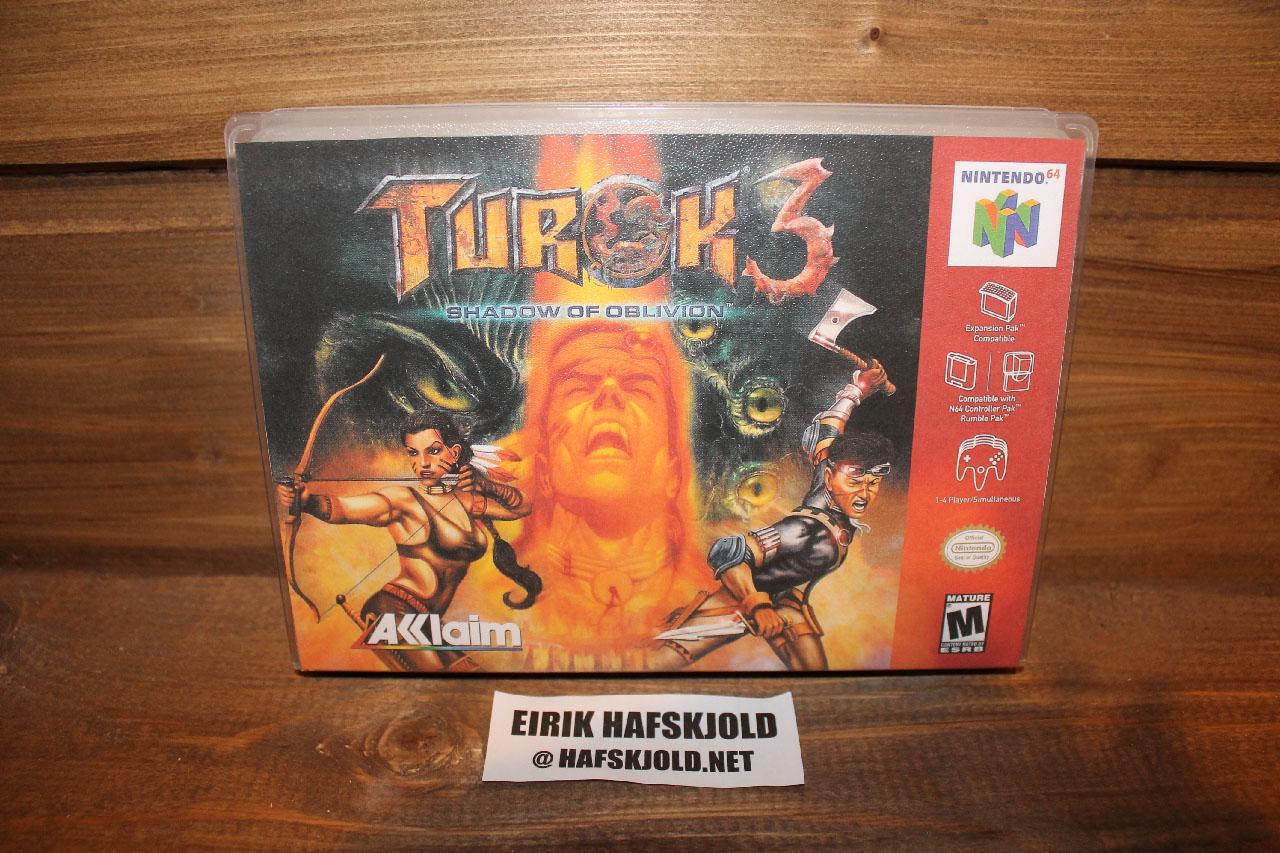 Turok 3: Shadows of Oblivion