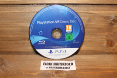 PSVR Demo Disc