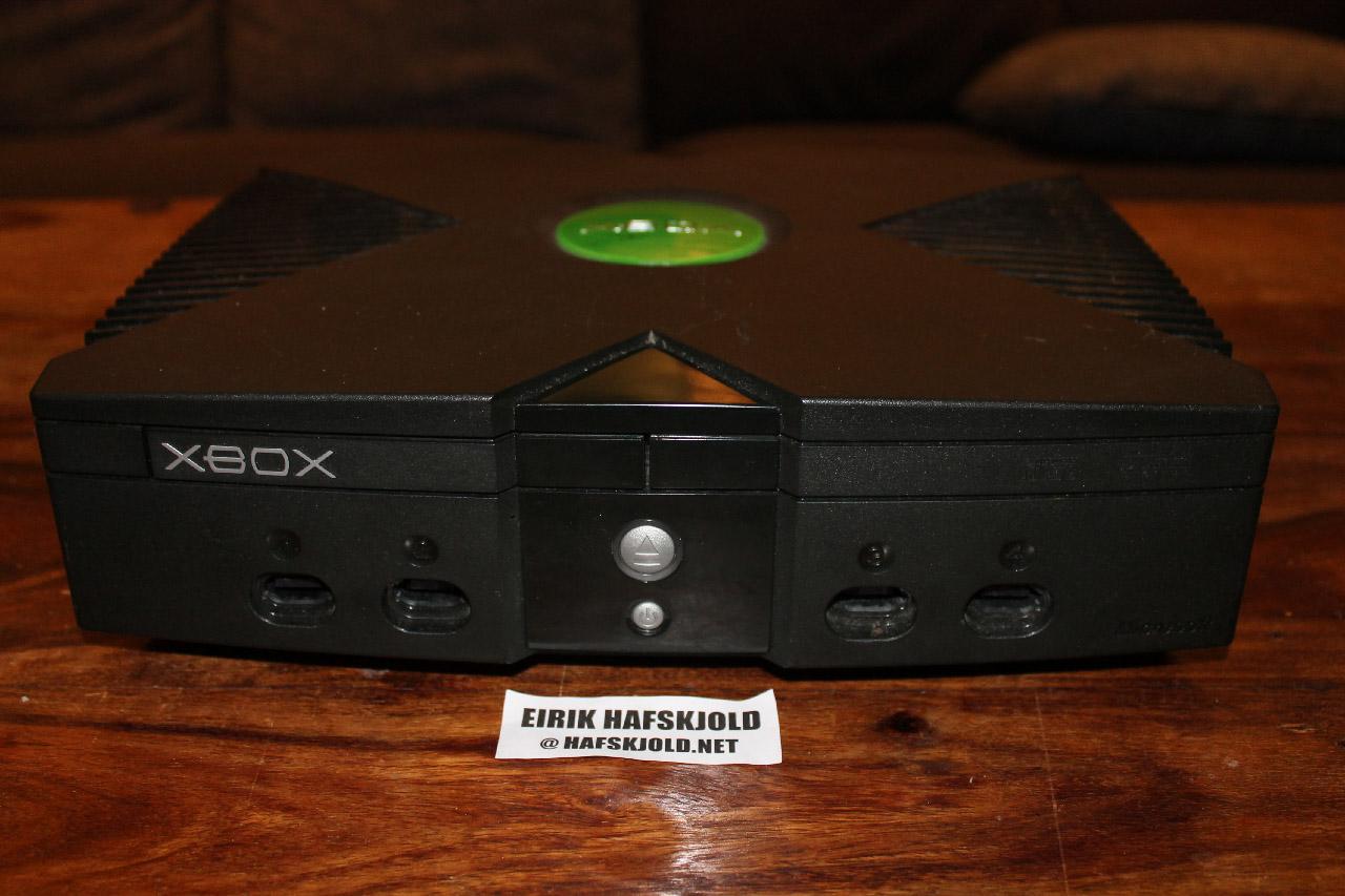 Xbox (front)