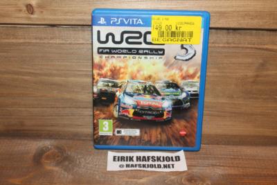 WRC 3: FIA World Championship