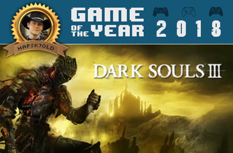 Hafskjold - Game of the Year 2018