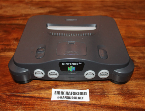 Nintendo 64 | UltraHDMI
