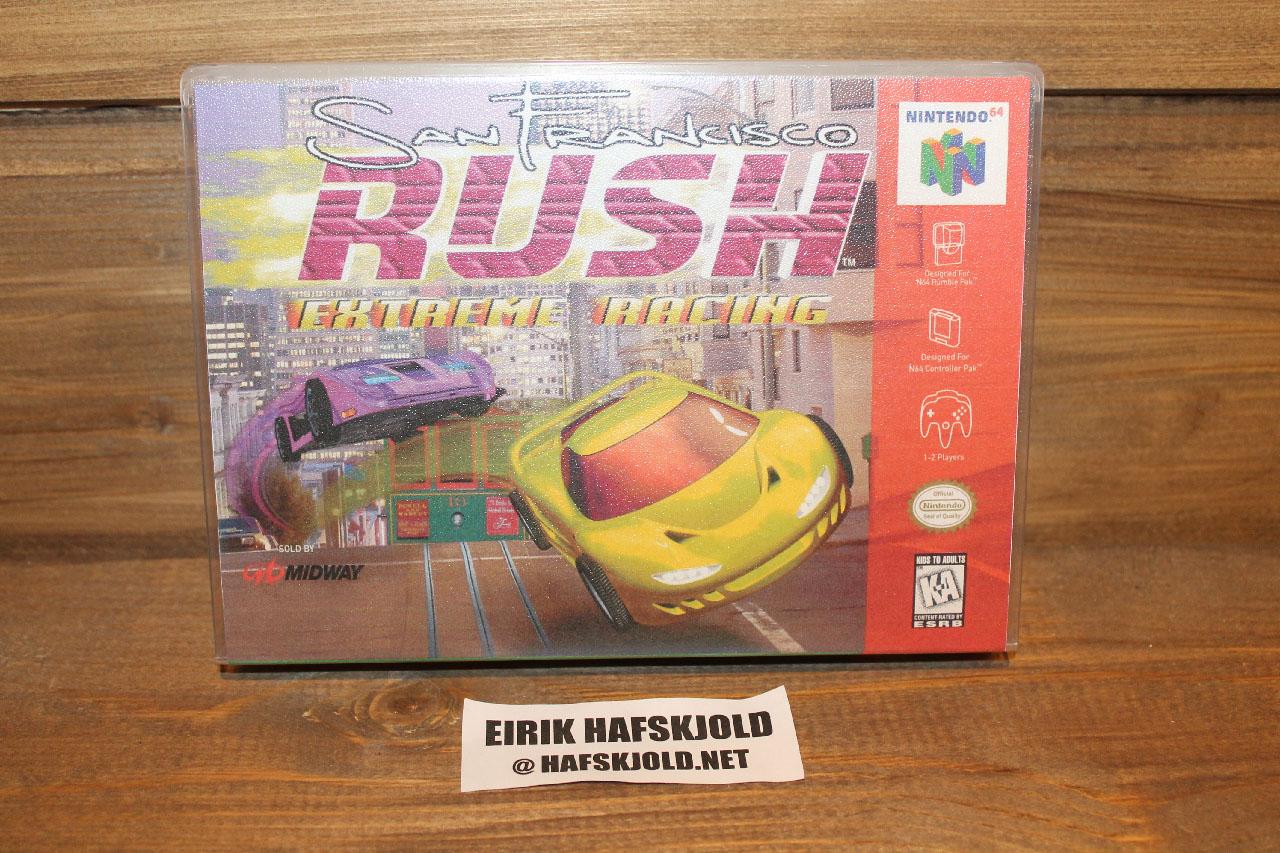 San Fransisco Rush: Extreme Racing