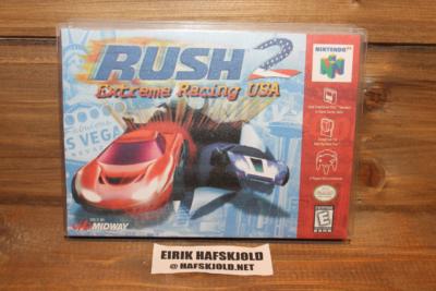 Rush 2: Extreme Racing
