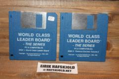 World Class Leader Board