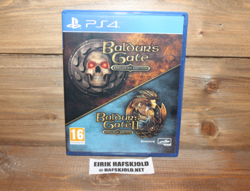 Baldur's Gate I & II: Enhanced Edition