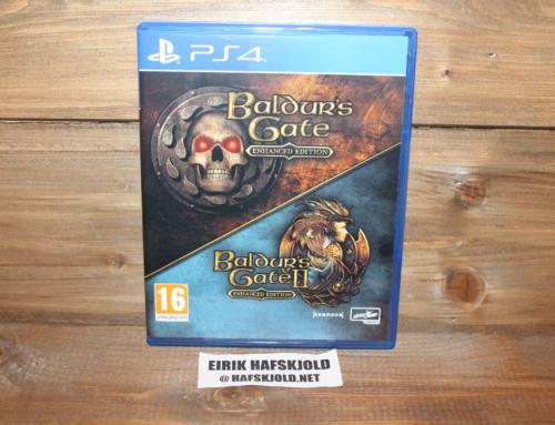 Baldur's Gate I & II: Enhanced Edition