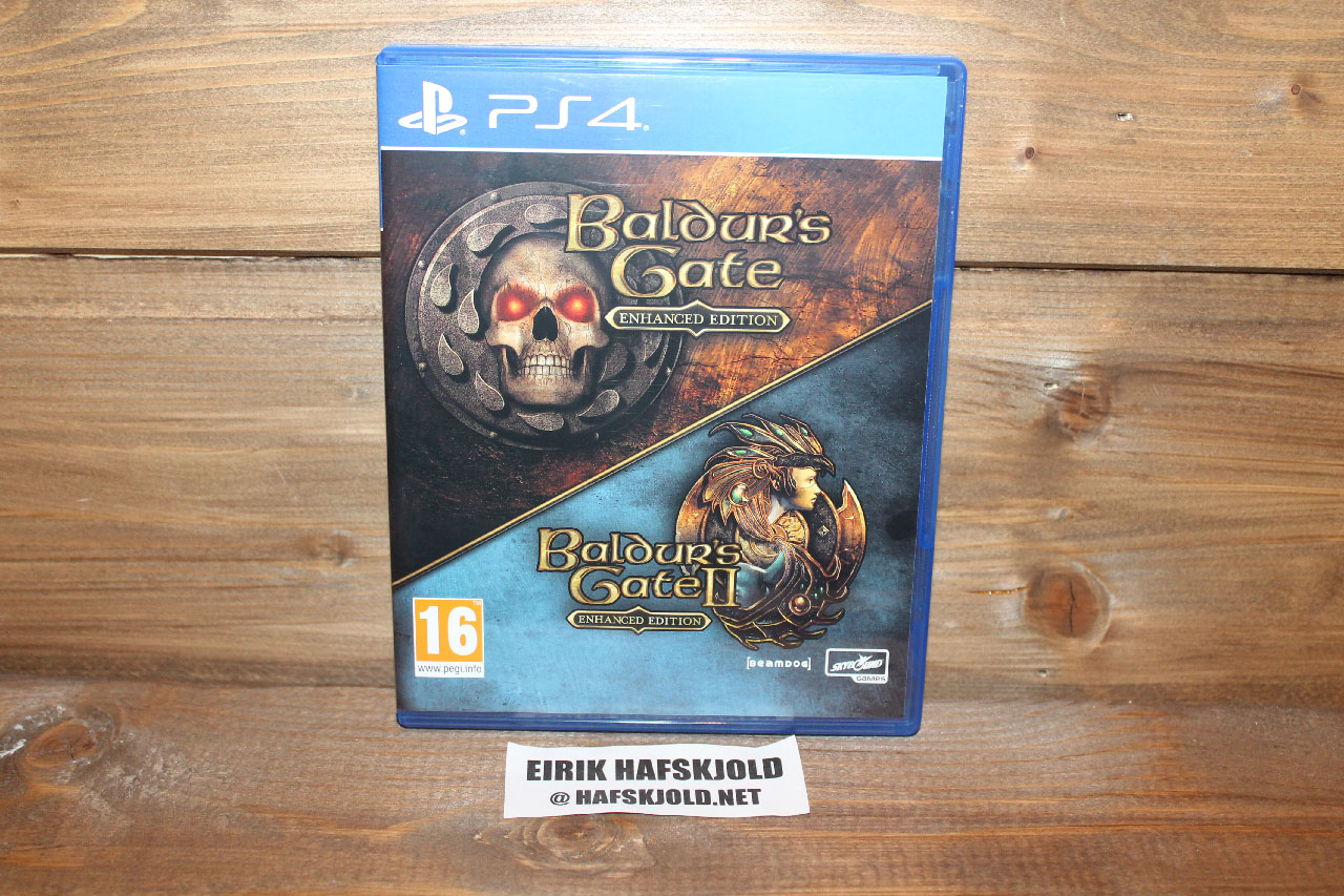 Baldur's Gate: Enhanced Edition + Baldur's Gate II: Enhanced Edition