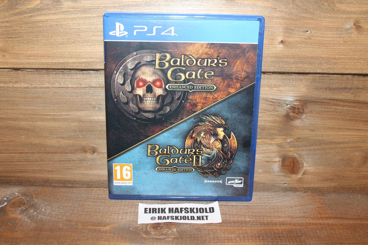 Baldur's Gate: Enhanced Edition + Baldur's Gate II: Enhanced Edition