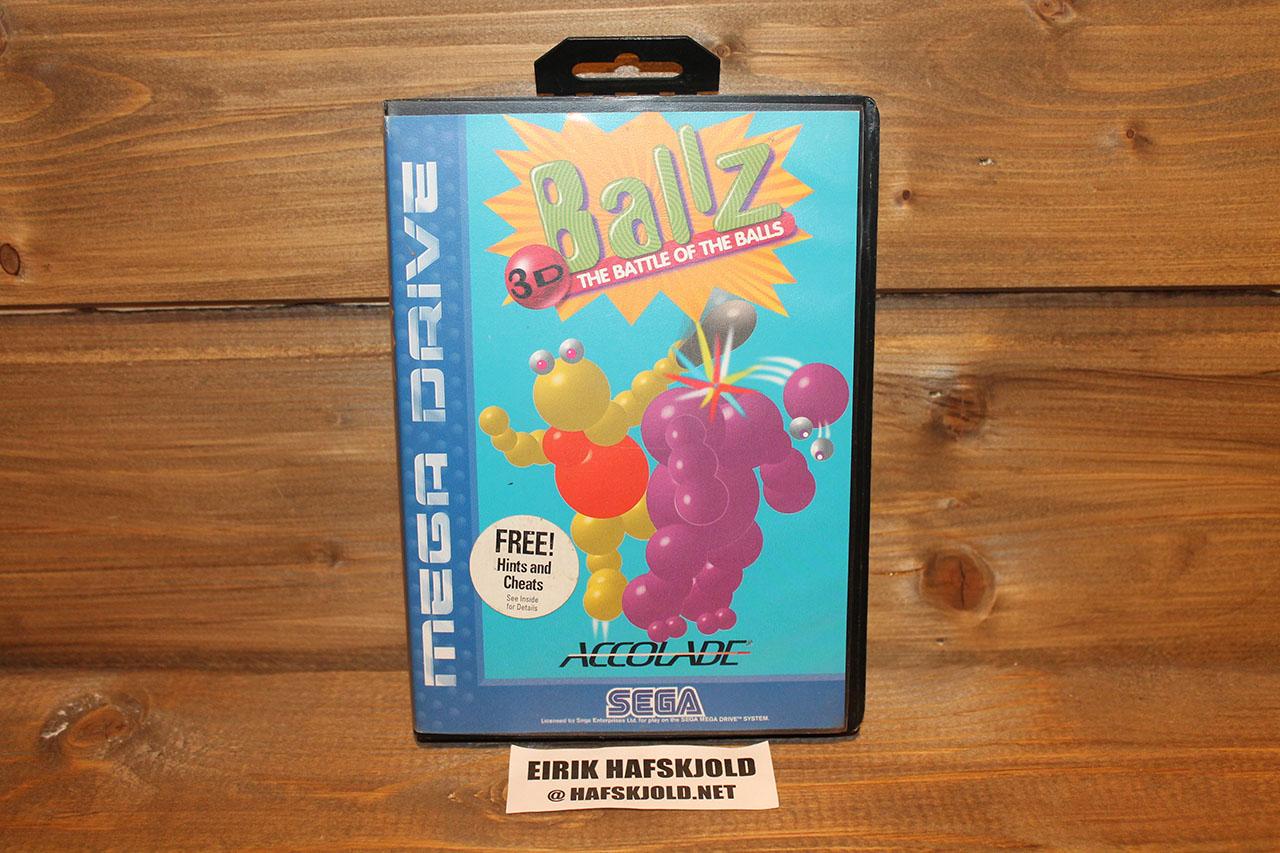 Ballz: Battle of the Balls